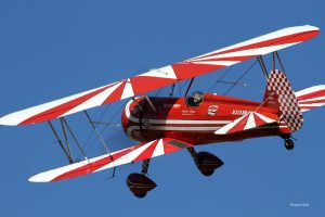 Dacy Airport 2011 Super Stearman - Big Red Susan Dacy